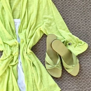 Lime Slides Made In Italy!